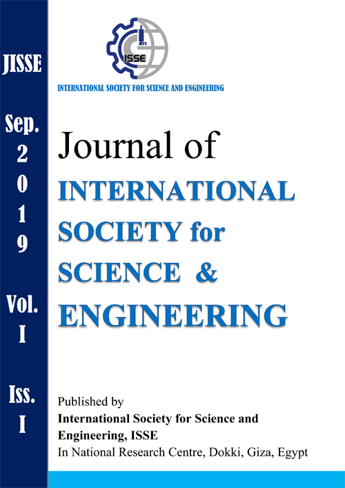 Journal of International Society for Science and Engineering